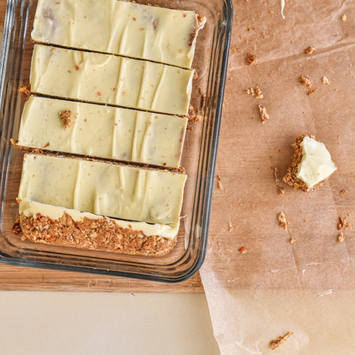 COCONUT GOJI BARS