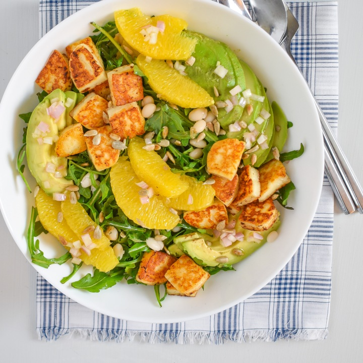 TOASTED SUNFLOWER CITRUS SALAD