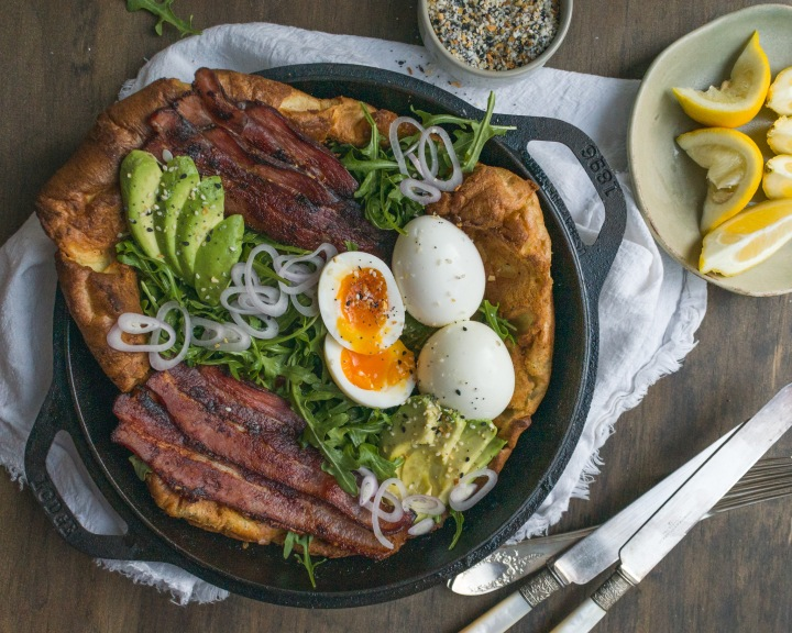 DUTCH BABY SALAD